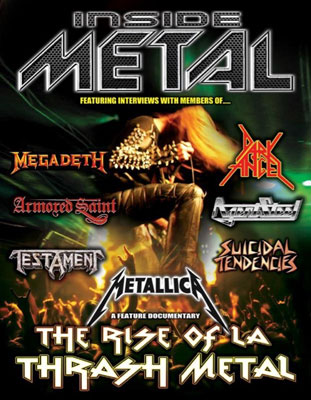 Inside Metal: Rise Of LA Thrash Metal""