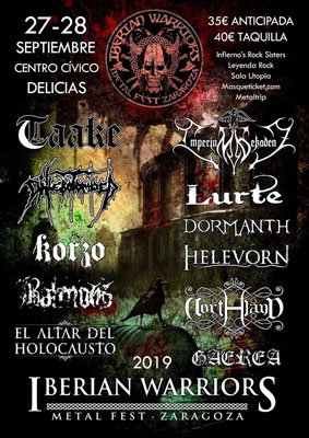 Iberian Warrior Metal Fest
