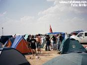Vista del camping. Foto cortesia de Arrilu