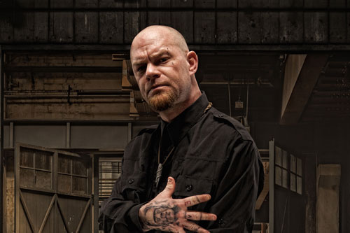 FIVE FINGER DEATH PUNCH Ivan Moody