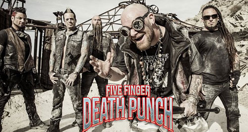 FIVE FINGER DEATH