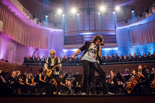 FOREIGNER - Foreigner With The 21st Century Symphony Orchestra & Chorus