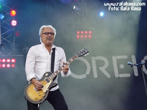 FOREIGNER Mick Jones