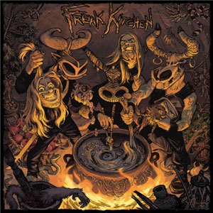 FREAK KITCHEN - Cooking With Pagans
