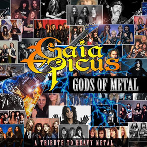 GAIA EPICUS - Gods Of Metal