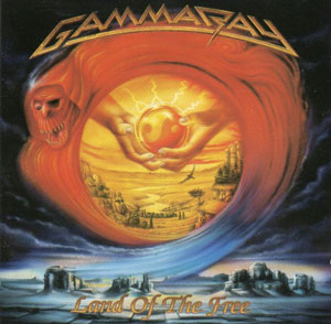 GAMMA RAY - Land of the Fee