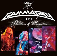 GAMMA RAY  - Skeleton & Majesties Live