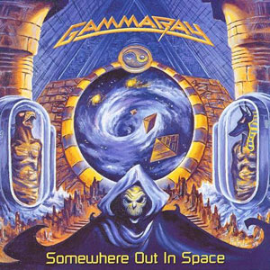 GAMMA RAY - Somewhere far out in Space