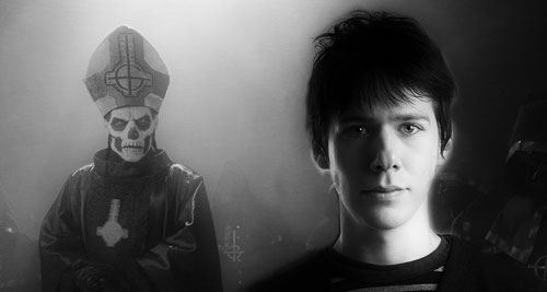 GHOST, Tobias Forge
