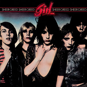 GIRL - Sheer Greed