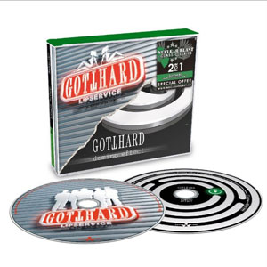 GOTTHARD: Lipservice/Domino Effect