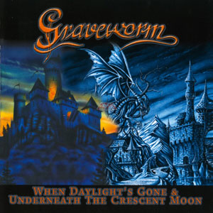 GRAVEWORM - When Daylight's Gone/Underneath A Crescent Moon 1997/1998