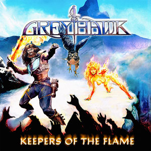 GREYHAWK - Keepers of the Flame