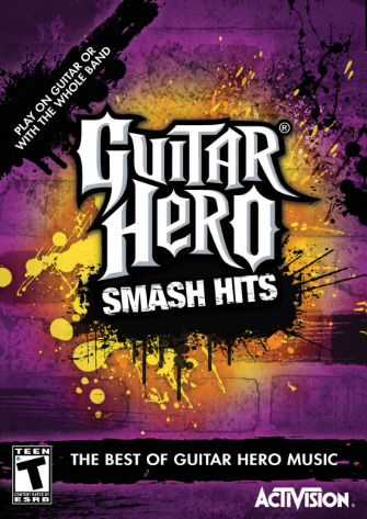 Guitar Hero Graeatest Hits
