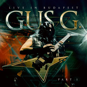 Gus G. - Live In Budapest - Part 1