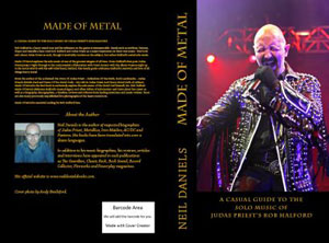 Made Of Metal - A Casual Guide To The Solo Music Of Judas Priest's Rob Halford