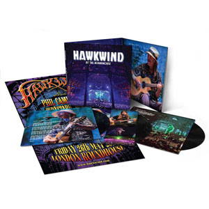 HAWKWIND - Live At The Roudnhouse