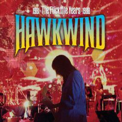 HAWKWIND - 1981-1988 The Flicknife Years