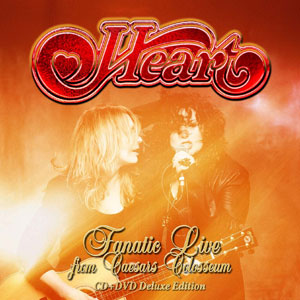 HEART - Live From Caesars Colosseum