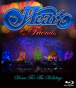 HEART - Home For The Holidays