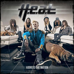 H.E.A.T.- Adress The Nation