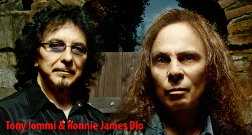 Tony Iommi recuerda a Ronnie James Dio