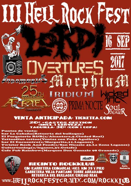 III Hell Rock Fest