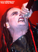 Cradle of Filth - Foto: Carlos Oliver