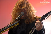 Megadeth - Foto: Carlos Oliver