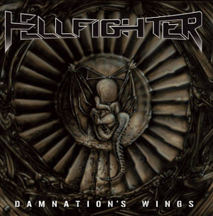 HELLFIGHTER - Damnation's Wings