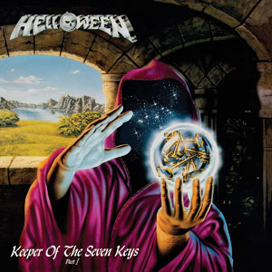 HELLOWEEN - Keepr of the Seven Keys