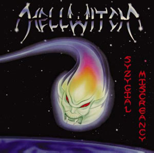 HELLWITCH  - Syzgial Miscreancy