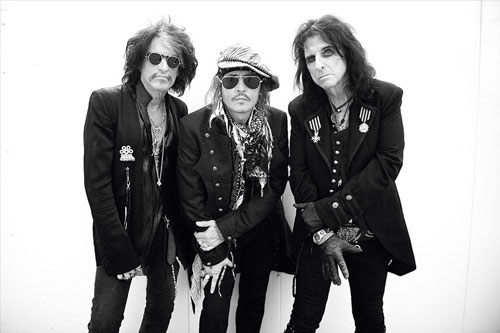 Joe Perry, habló sobre HOLLYWOOD VAMPIRES