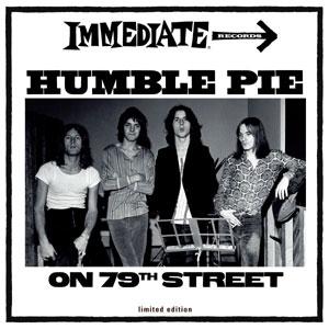 HUMBLE PIE  - Humble Pie On 79th Street