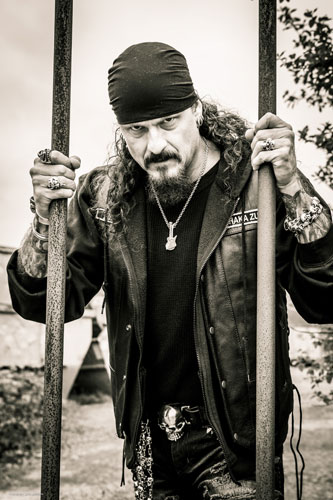 ICED EARTH Jon Schaffer