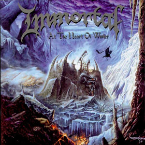 IMMORTAL - At the Heart of the Winter