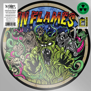 IN FLAMES - Pinball Map