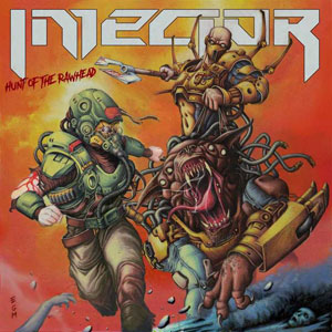INJECTOR - Hunt Of The Rawhead