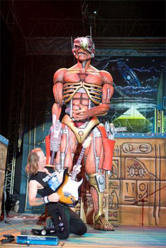 Iron Maiden - Somewhere Back In Time World Tour 2008