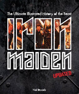 IRON MAIDEN - The Ultimate Illustrated History Of The Beast
