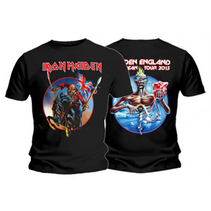 Camisetas Iron Maiden