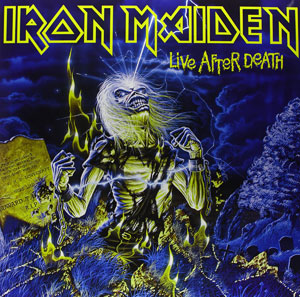 IRON MAIDEN - Live After Death 1985