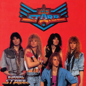 JACK STARR'S BURNING STARR - No Turning Back