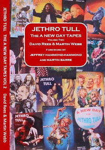 JETHRO TULL - The A New Day Tapes