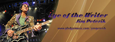 Eye Of The Writer – The Songs Of Jim Peterik