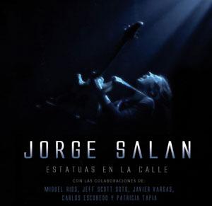 JORGE SALÁN - Estatuas En La Calle (CD + DVD)