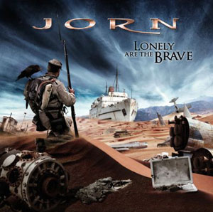 JORN - Lonely Are The Brave