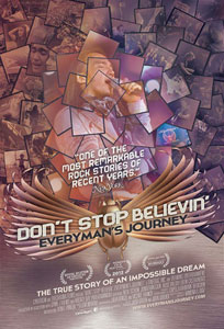 JOURNEY - Don't Stop Believing: Everyman's Journey
