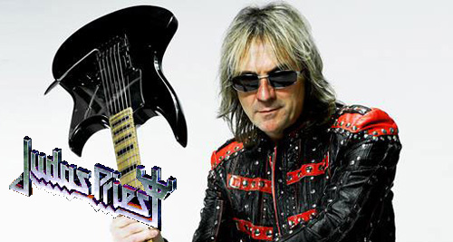 JUDAS PRIEST Glenn Tipton
