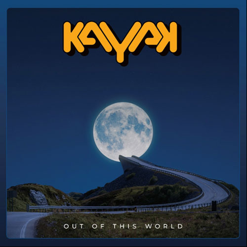 KAYAK - Out Of This World